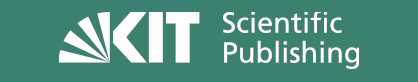 KIT Scientific Publishing - white text on a green background